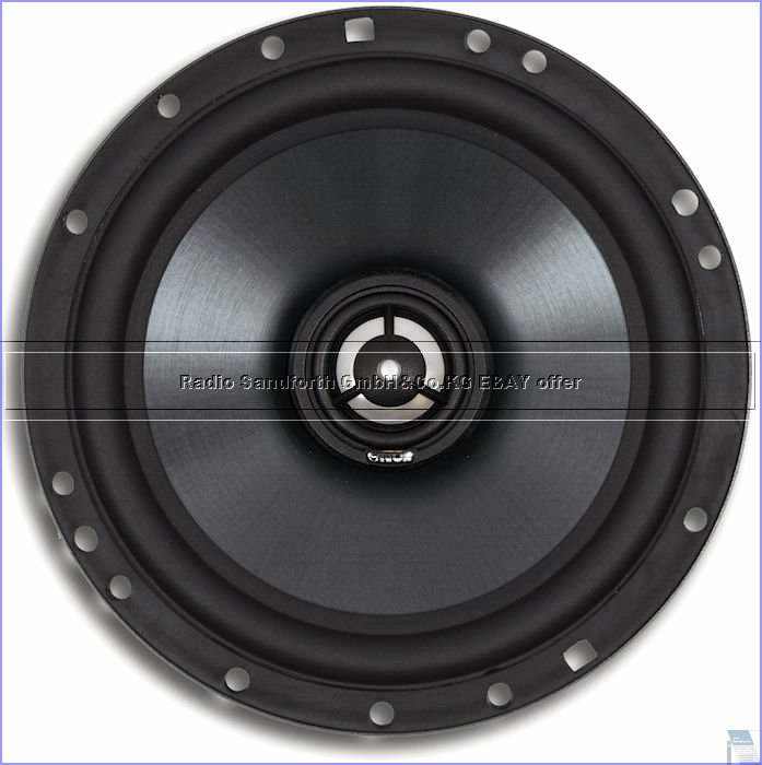 canton rs 160 cx einchassis einbau auto lautsprecher 120 w. Black Bedroom Furniture Sets. Home Design Ideas